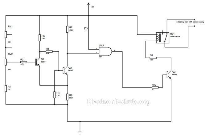 Stryfe Wiring Diagram from www.electronicshub.org