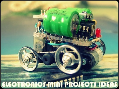 best mini projects for electronics and communication engineering ...