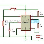 Panic Alarm System Circuit and Its Working