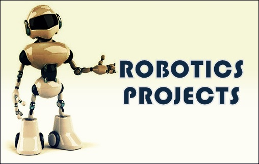 Microcontroller Based Robotics Projects For Engineering Students on line following robotic vehicle using microcontroller