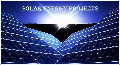 Solar Energy Projects Ideas