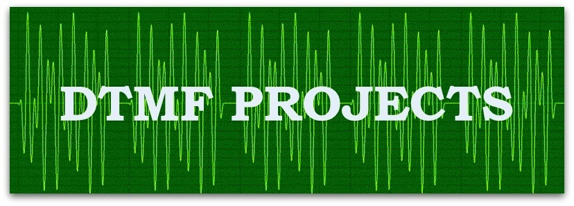 DTMF Based Load Control System (Home Automation): Electronics Project
