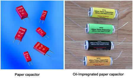Paper-capacitor-and--Oil-Impregnated-paper-capacitor