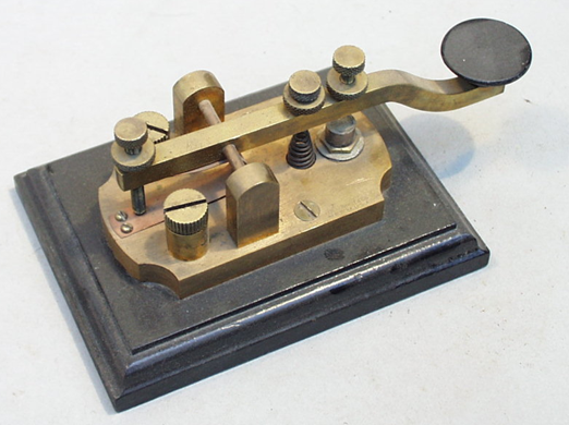 Morse key for sale