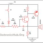 Security Alarm Circuit