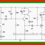 Circuit Diagram of FM Transmitter