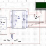 non contact tachometer circuit diagram