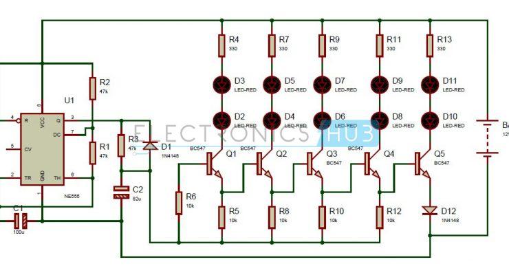 Bike Turning Signal Circuit