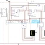 Digital Stopwatch Circuit