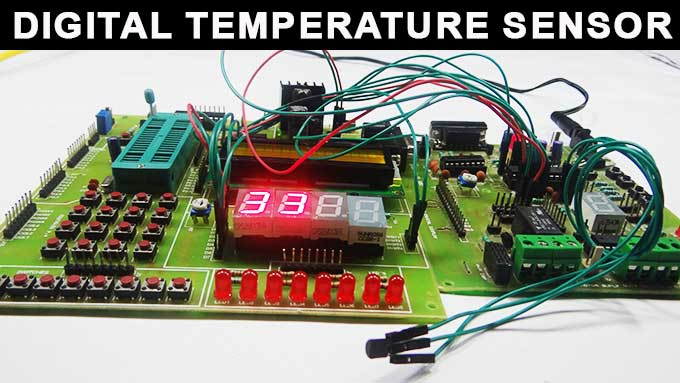 Digital-Temperature-Sensor