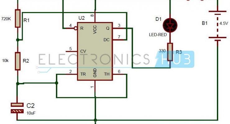 Dummy Alarm Circuit