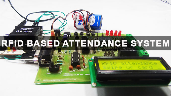 RFID-Based-Attendance-System