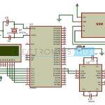 GSM Interfacing with 8051 Microcontroller