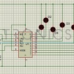10 LED VU Meter using LM3915 and LM324