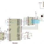 Metal Detector Robot - Receiver Circuit