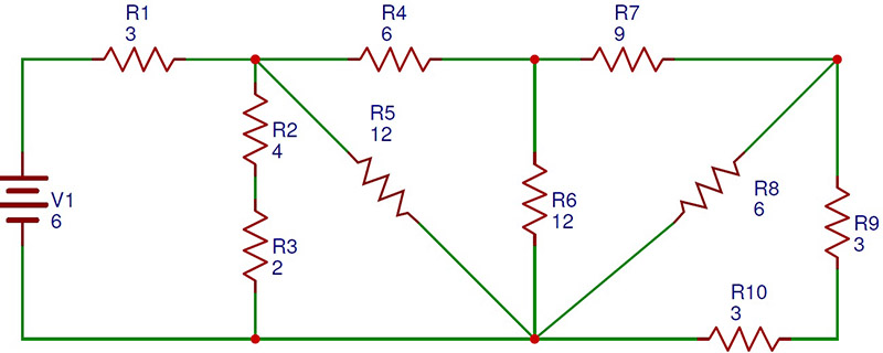 Resistors in Series and Parallel Combinations
