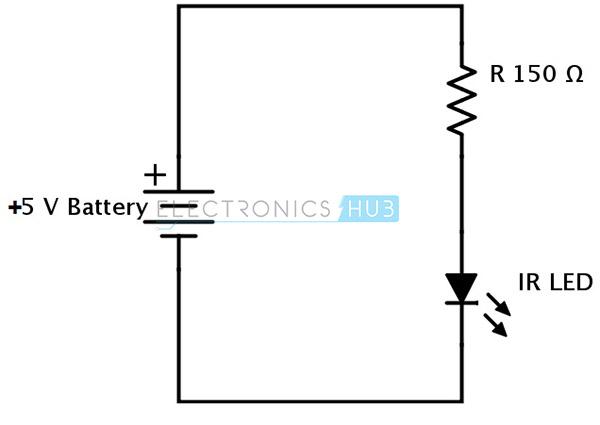 2. Infrared Transmitter ir (infrared) obstacle detection sensor circuit ir emitter wiring diagram at fashall.co