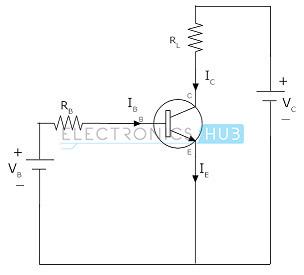 npn transistor circuit working characteristics applications npn transistor circuit
