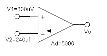 4. differential amplifier example
