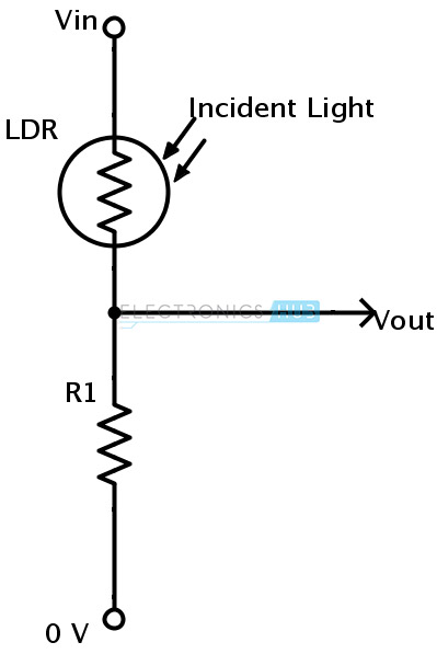 light sensing using ldr  photodiode and phototransistor