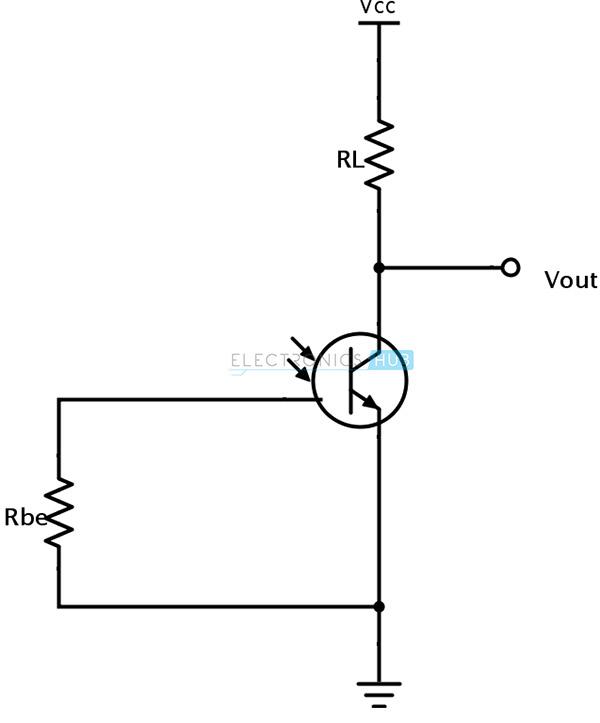 Light Sensing using Phototransistor