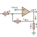 Non Inverting Operational Amplifiers