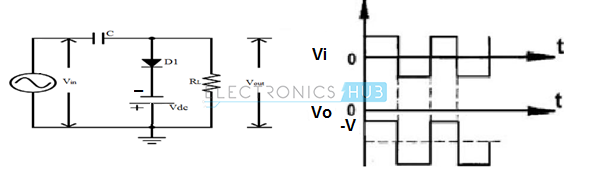 23. Negative Clamper with negative Reference Voltage