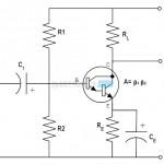 Darlington Transistor as Amplifier