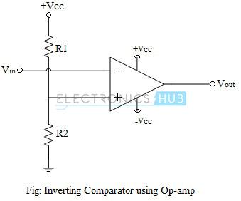 Inverting Comparator