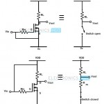 MOSFET as a Switch Circuit