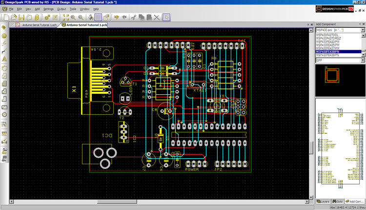 Electronics Circuit Darwing Softwares on electronic circuit drawing tool