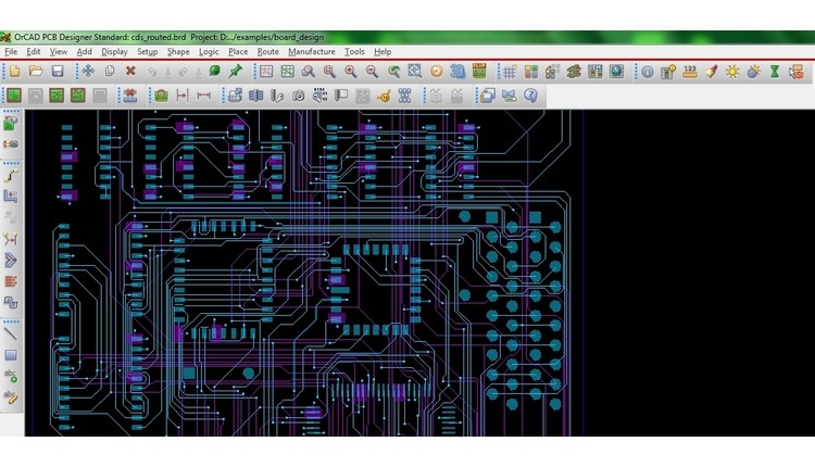 schematic software  | electronicshub.org