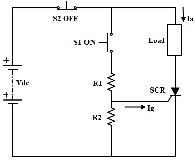 Single Pole Outlet Wiring Diagram additionally Index1019 moreover Scr Applications further Index2 likewise Speed Control Of Dc Shunt Motor Using Scr. on single phase motor controlled circuit