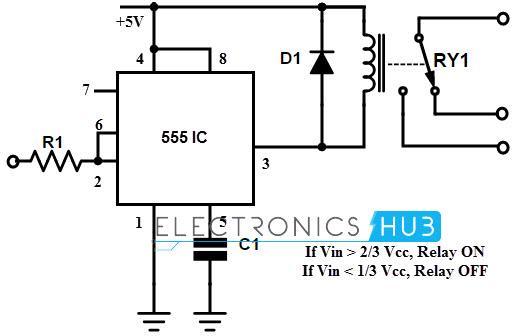 electromechanical relay