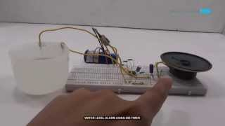 160 Free Electronics Mini Projects Circuits For