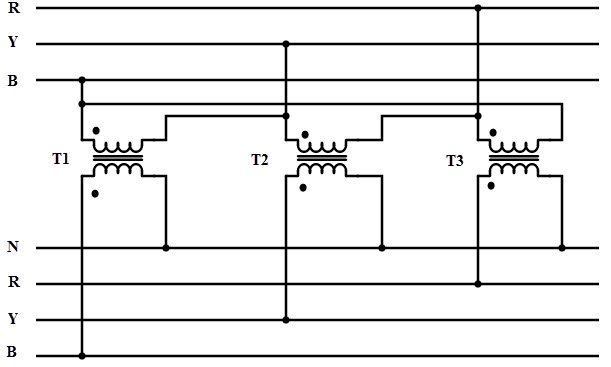 phase transformer wiring also single diagram with Three Phase Transformer on Sg Series Ups 60 Hz 10 750kva additionally Center tap as well Three Phase Transformer likewise Transformers in addition Three 3 Phase Meter Connection.