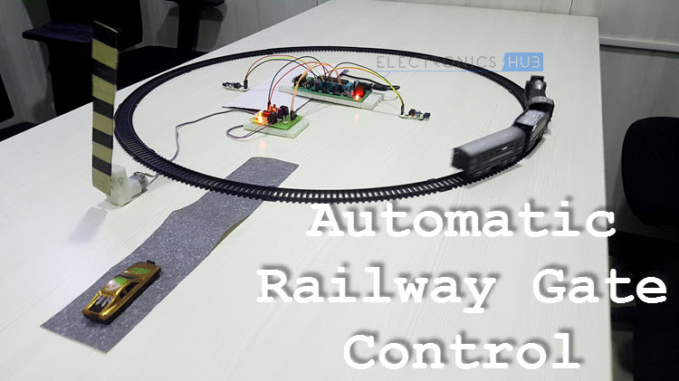 Automatic Railway Gate Control System With High Speed