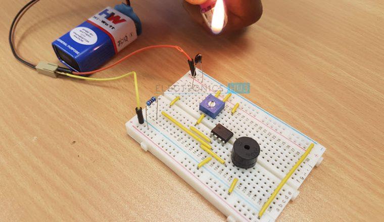 Fire Alarm Circuit Image 4