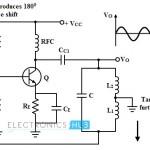 Hartley Oscillator-Working,Design using Op-Amp