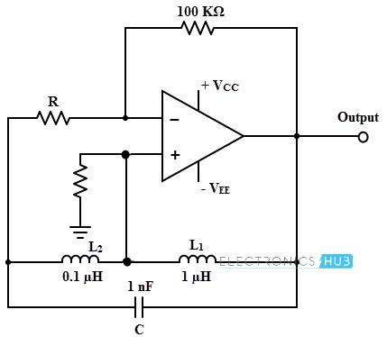 Hartley oscillator example