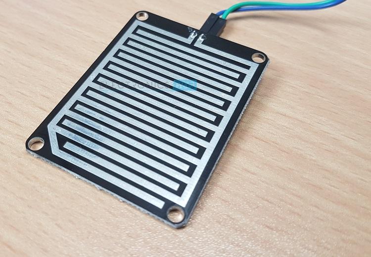 Rain Water Sensor