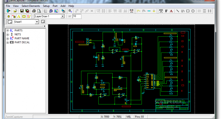 20+ Free PCB Design Software
