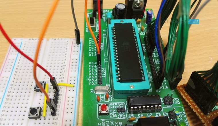 2 Digit Up Down Counter Circuit Image 3