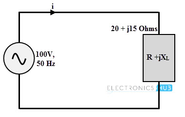Example of AC power