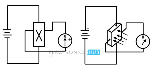 Hall-effect sensor IC connection