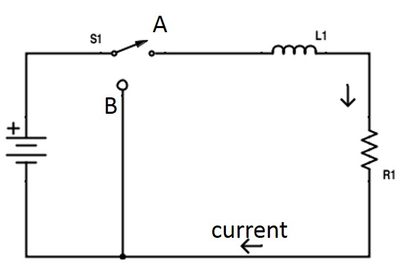 DC Inductive Circuit