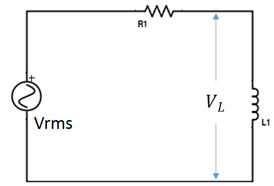 AC inductive circuit
