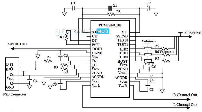 mp3 player circuit diagram  u2013 powerking co
