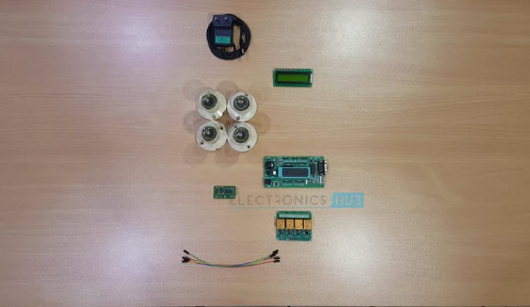 Bluetooth Controlled Electronic Home Appliances Image 1