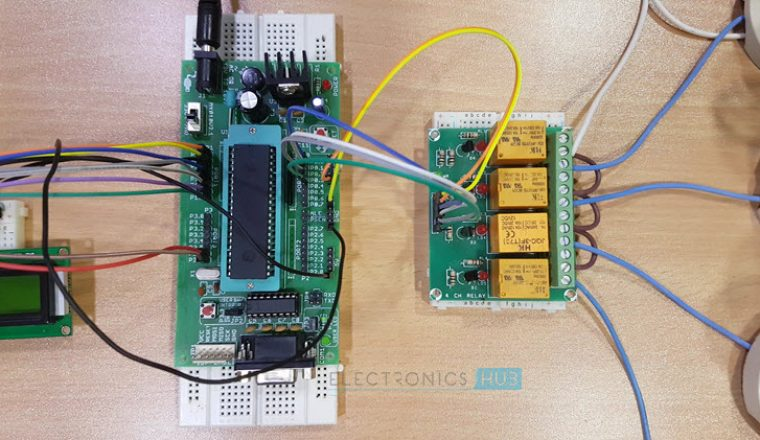 Bluetooth Controlled Electronic Home Appliances Image 4